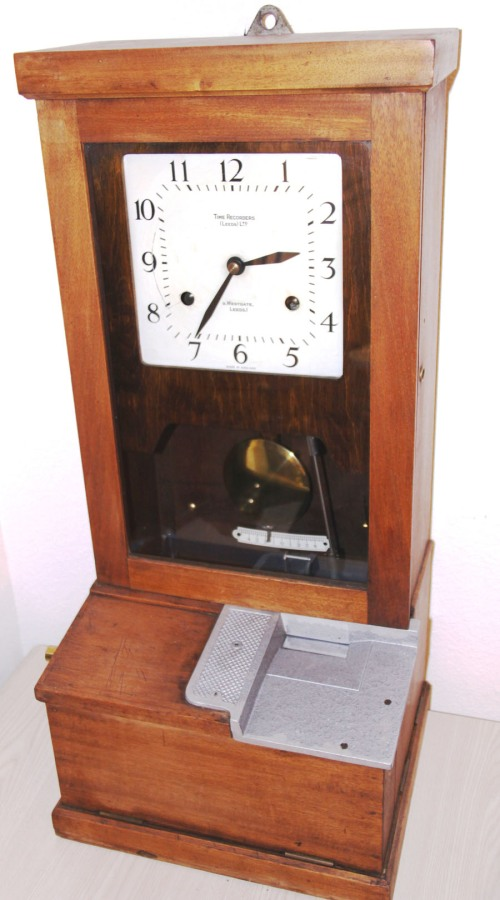 Leeds Ltd. Time Recorder