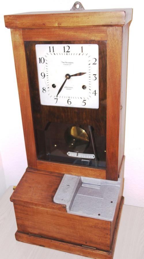 Leeds Ltd. Time Recorder