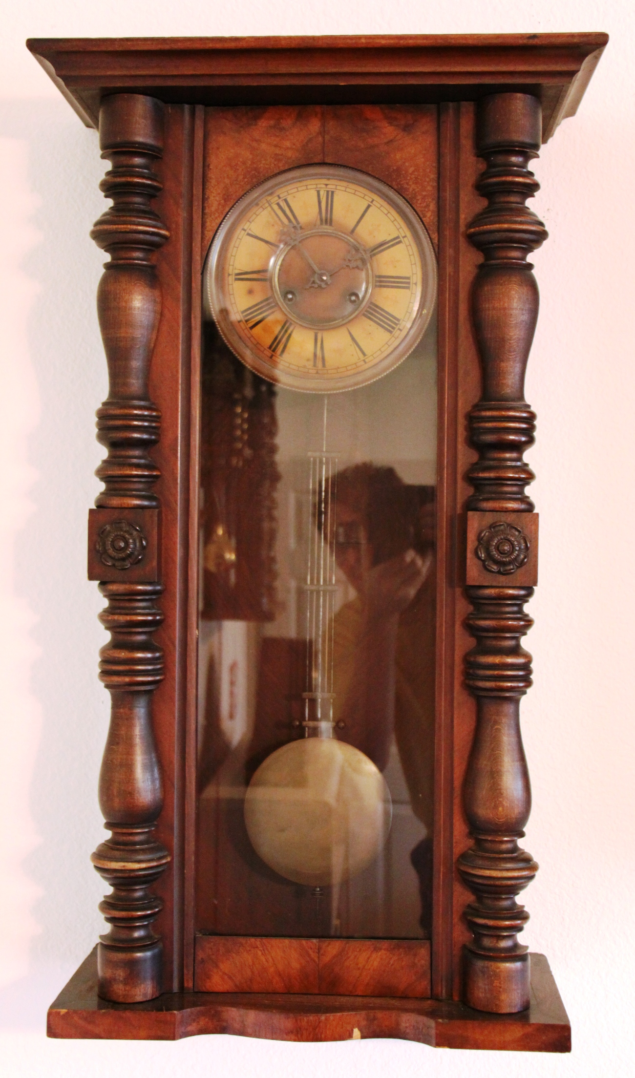 Wall Clocks Spring Wound Due Time Page 3