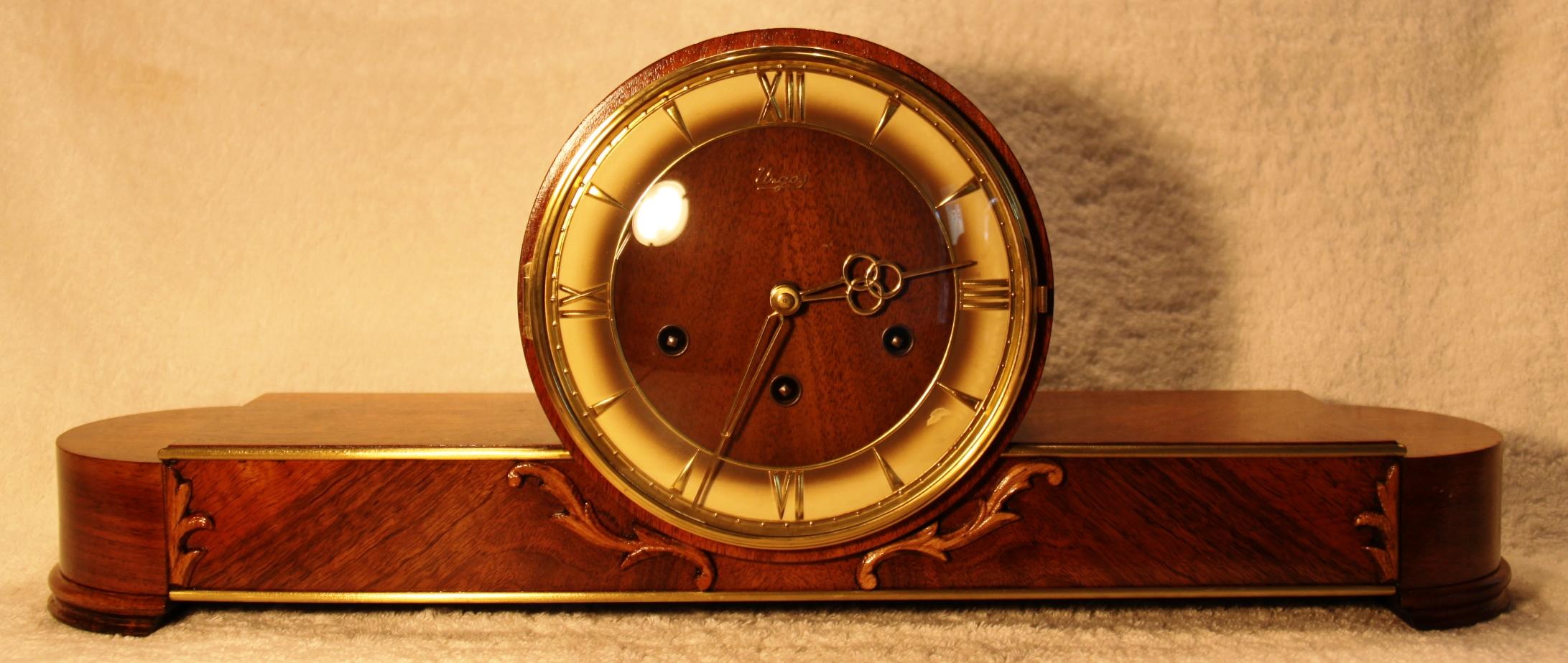 Clock Repair: Urgos Mantle Clock Repair