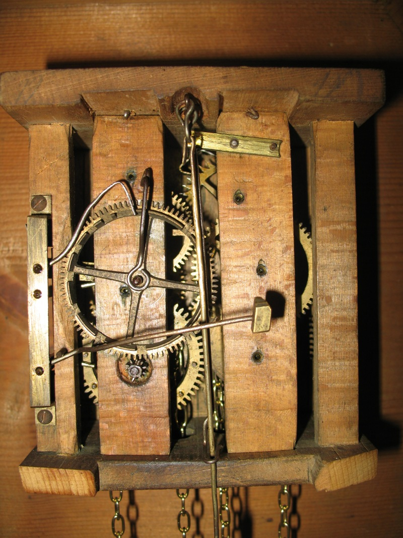 Build Wooden Clock Works Plans Diy Pdf Small Woodworking