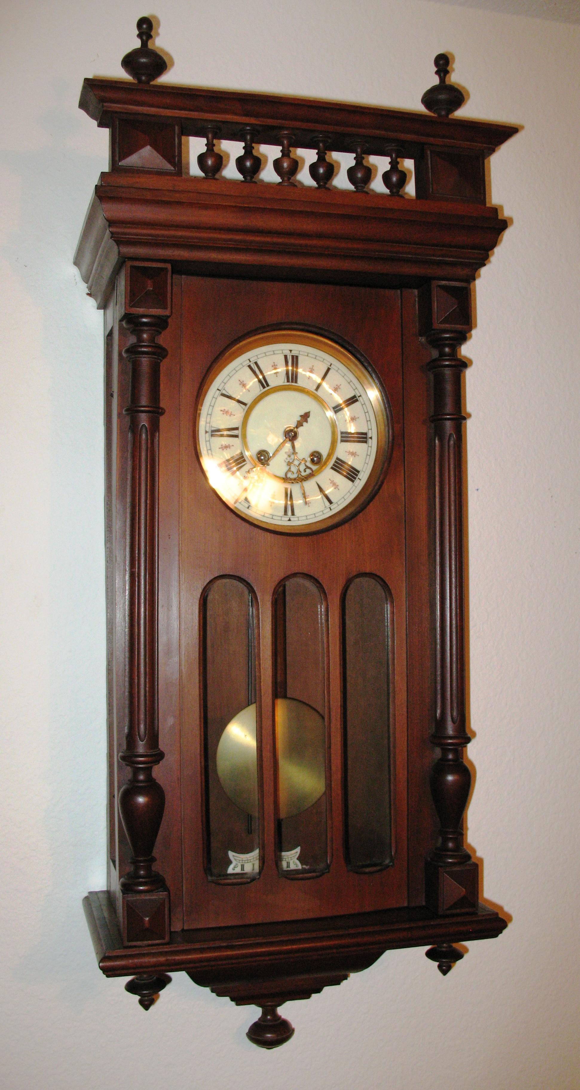 Gustav Becker Clocks